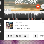 SoundCloud Player Widget