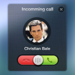 Incomming call