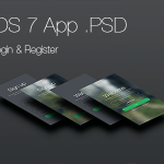 iOS 7 Login & Register App