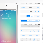iOS 7 UI Kit